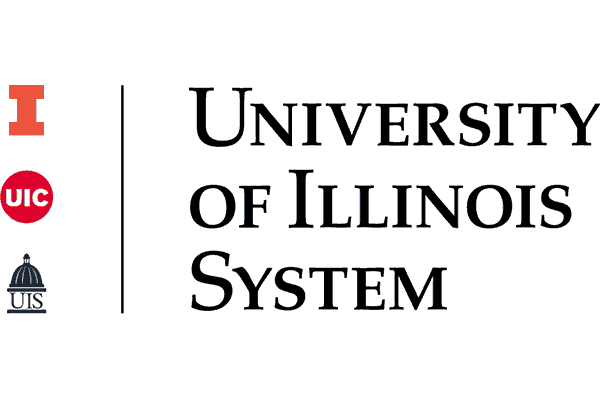 University of Illinois System Logo Vector PNG