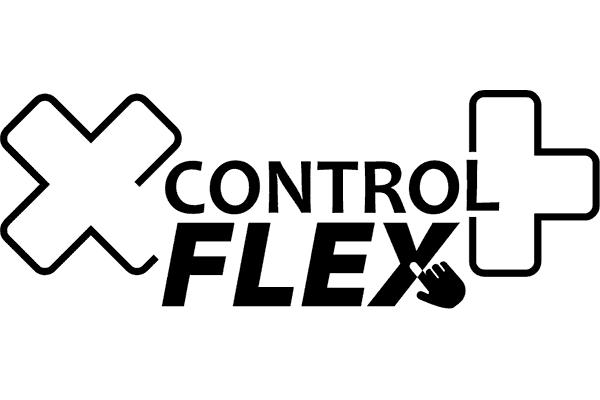 XControl FLEX Logo Vector PNG