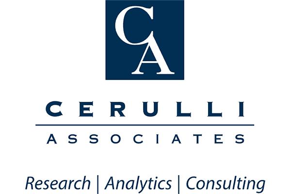 Cerulli Associates Logo Vector PNG