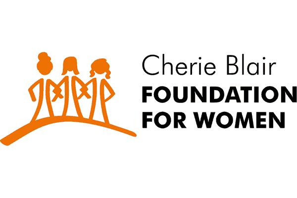Cherie Blair Foundation for Women Logo Vector PNG