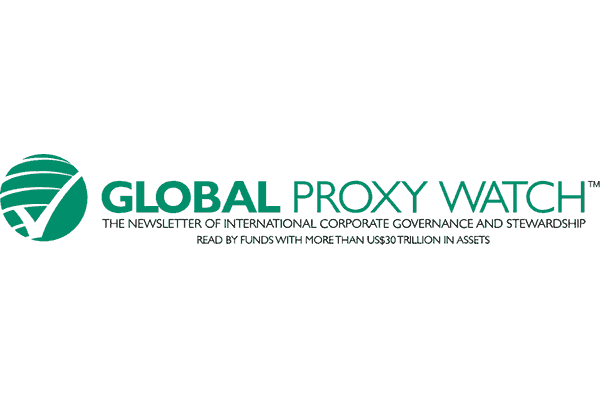 Global Proxy Watch Logo Vector PNG