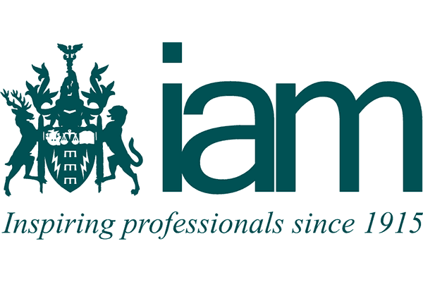 Institute of Administrative Management (IAM) Logo Vector PNG