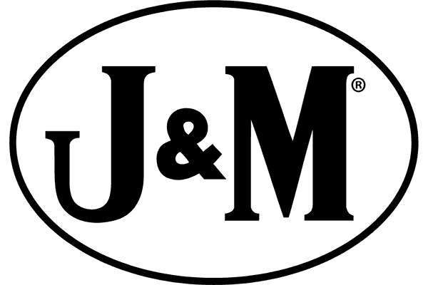 J&M Manufacturing Co., Inc. Logo Vector PNG