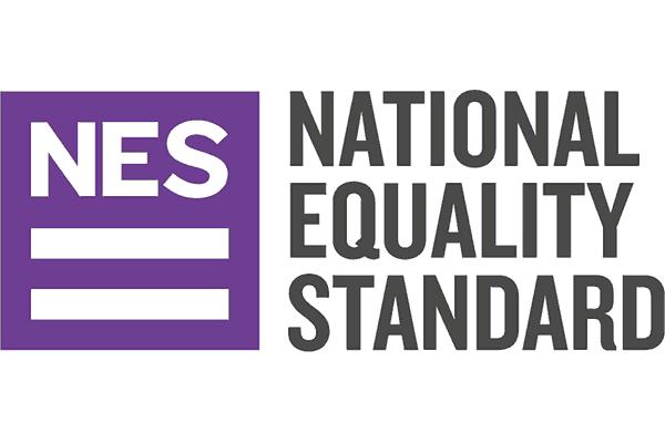 National Equality Standard (NES) Logo Vector PNG