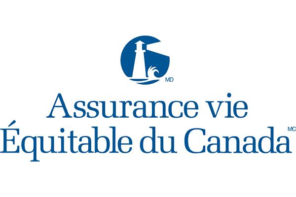 Assurance vie Équitable du Canada Logo Vector PNG