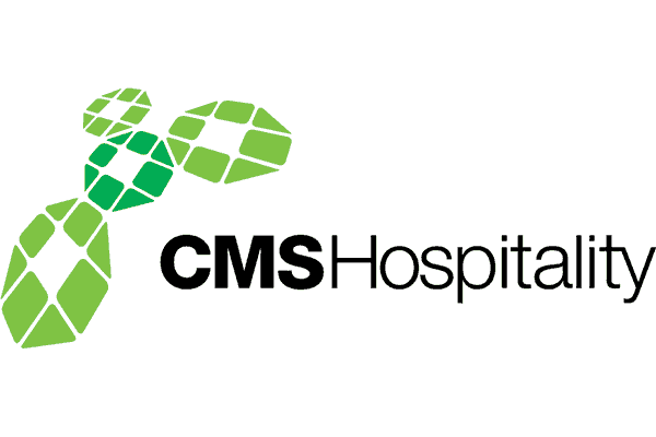 CMS Hospitality Logo Vector PNG