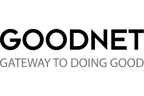 Goodnet – Gateway to doing good Logo Vector PNG