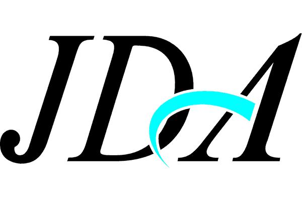 Jewellery Distributors Association (JDA) Logo Vector PNG