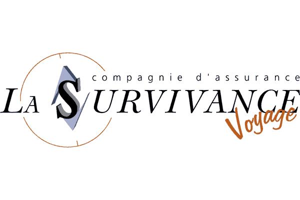 La Survivance-Voyage, compagnie d'assurance Logo Vector PNG