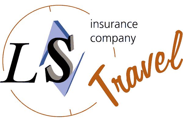 LS-Travel Insurance Company Logo Vector PNG
