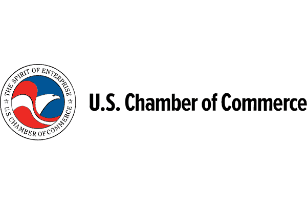 U.S. Chamber of Commerce Logo Vector PNG