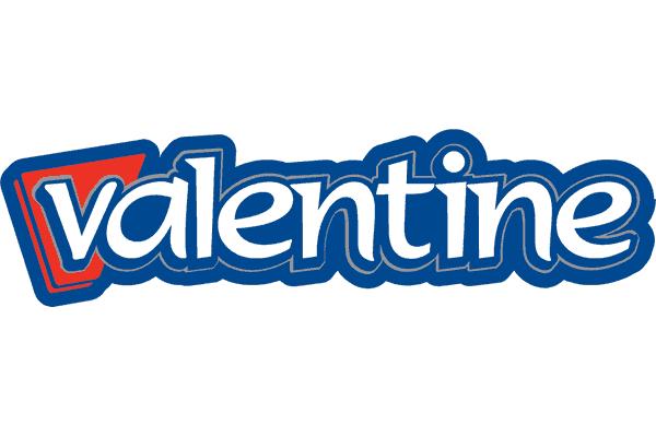 Valentine Restaurant | Quebec Fast-Food Logo Vector PNG