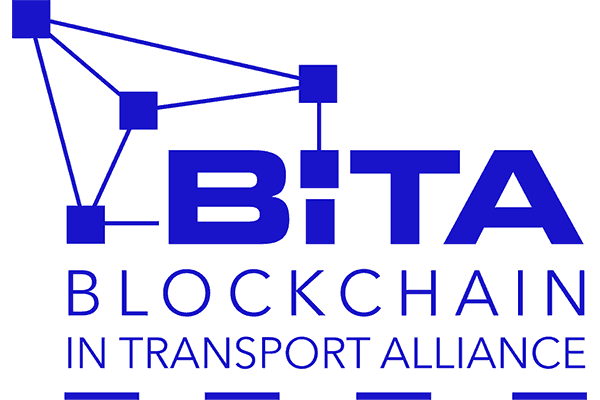 Blockchain in Transport Alliance (BiTA) Logo Vector PNG