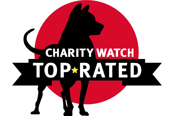 CharityWatch Top Rated Logo Vector PNG