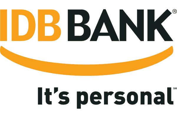 IDB Bank Logo Vector PNG
