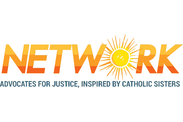 Network Lobby for Catholic Social Justice Logo Vector PNG