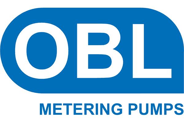 OBL Metering Pump Logo Vector PNG