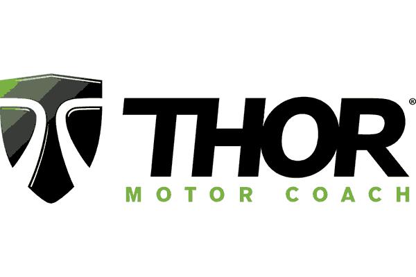 Thor Motor Coach Logo Vector PNG