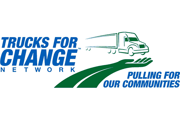 Trucks for Change Network Logo Vector PNG
