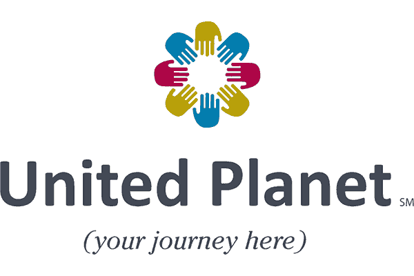 United Planet Logo Vector PNG