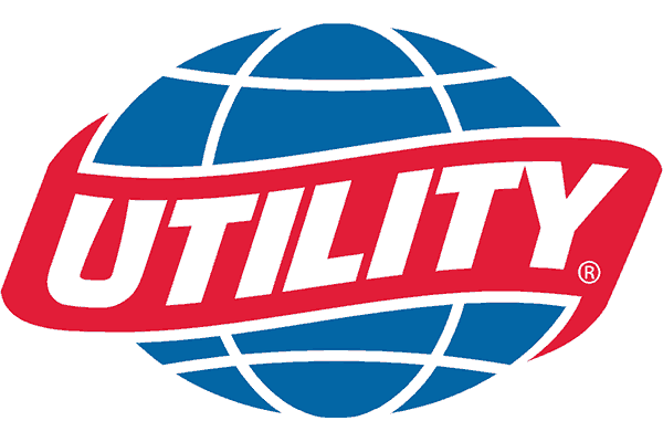 Utility Trailer Manufacturing Company Logo Vector PNG