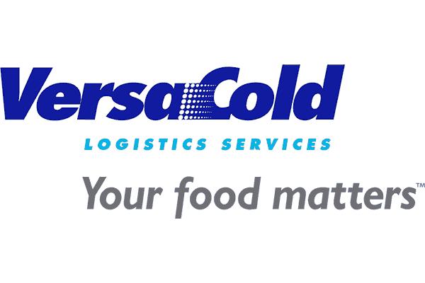VersaCold Logistics Services Logo Vector PNG
