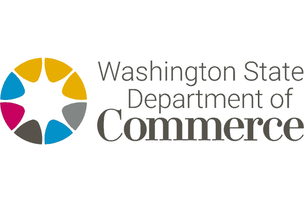 Washington State Department of Commerce Logo Vector PNG