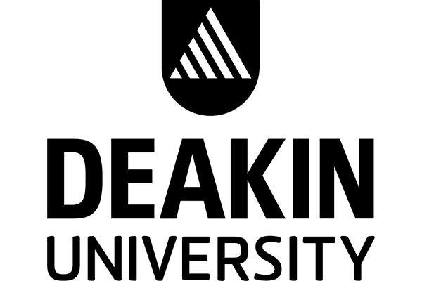 Deakin University Logo Vector PNG
