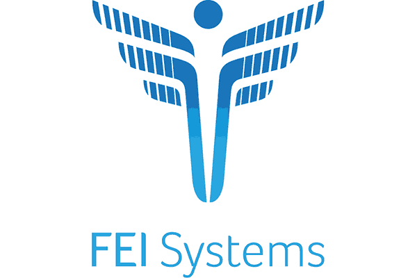 FEI Systems Logo Vector PNG