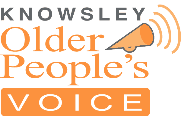 Knowsley Older People's Voice (KOPV) Logo Vector PNG