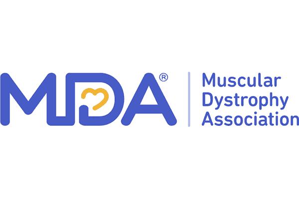 Muscular Dystrophy Association (MDA) Logo Vector PNG