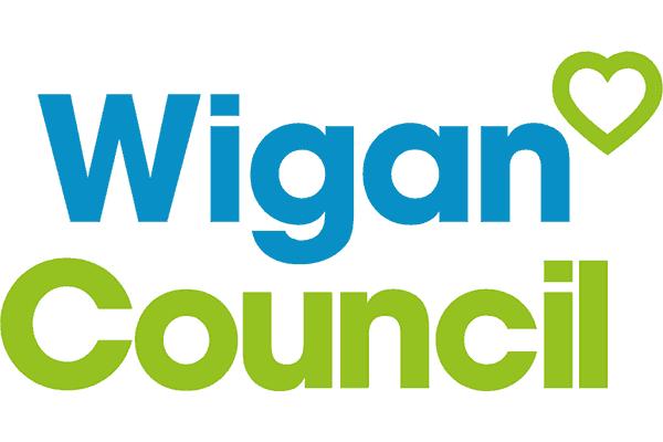 Wigan Council Logo Vector PNG
