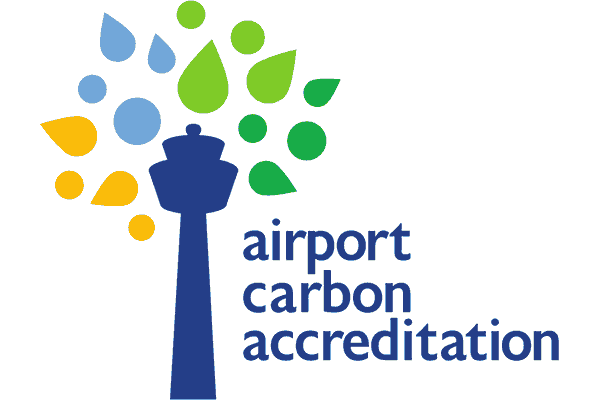 Airport Carbon Accreditation Logo Vector PNG
