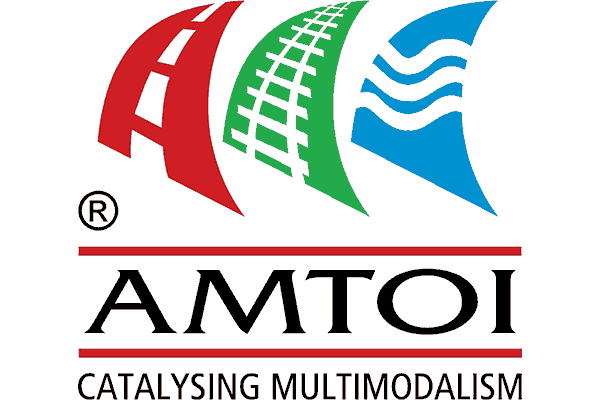 Association of Multimodal Transport Operators of India (AMTOI) Logo Vector PNG