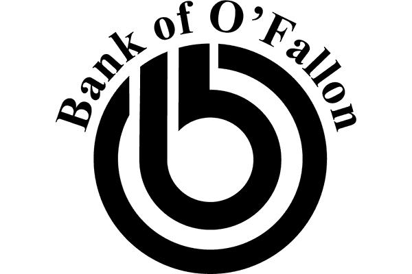 Bank of O'Fallon Logo Vector PNG