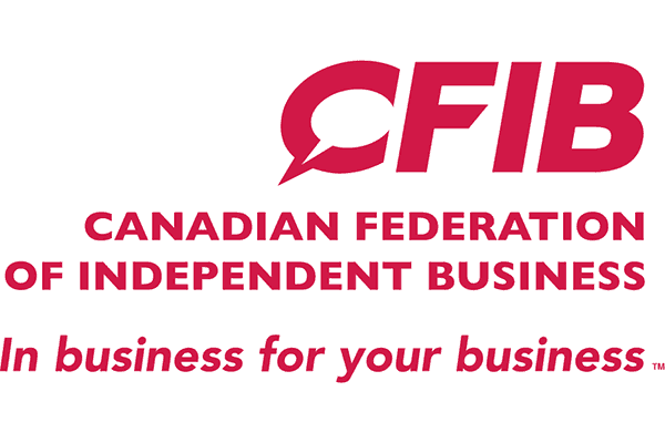 Canadian Federation of Independent Business (CFIB) Logo Vector PNG