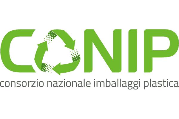 CO.N.I.P. – Consorzio Nazionale Imballaggi Plastici Logo Vector PNG