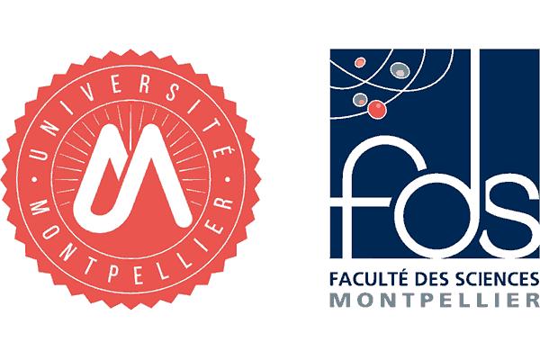 Faculté des sciences Montpellier Logo Vector PNG