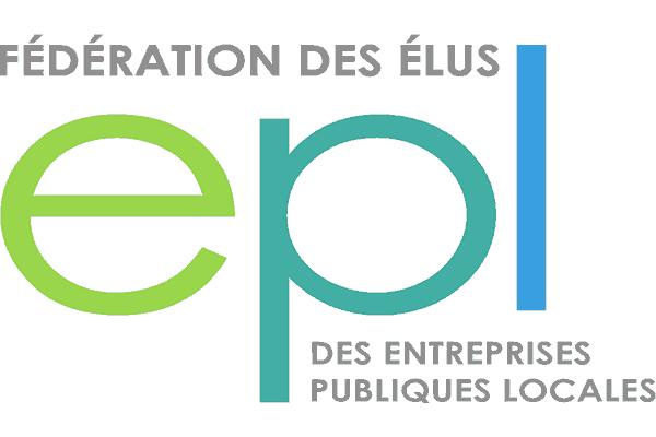 Fédération des Epl (Entreprises publiques locales) Logo Vector PNG