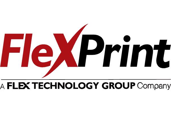 FlexPrint Inc Logo Vector PNG