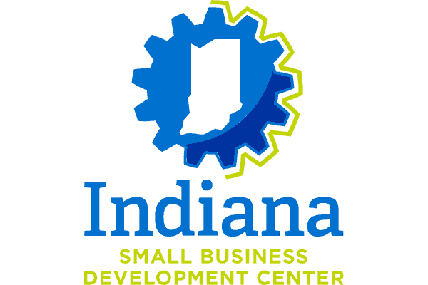 Indiana Small Business Development Center (ISBDC) Logo Vector PNG