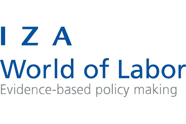 IZA World of Labor Logo Vector PNG