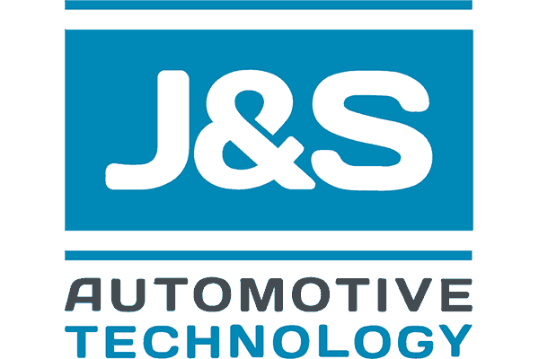 J&S GmbH Automotive Technology Logo Vector PNG