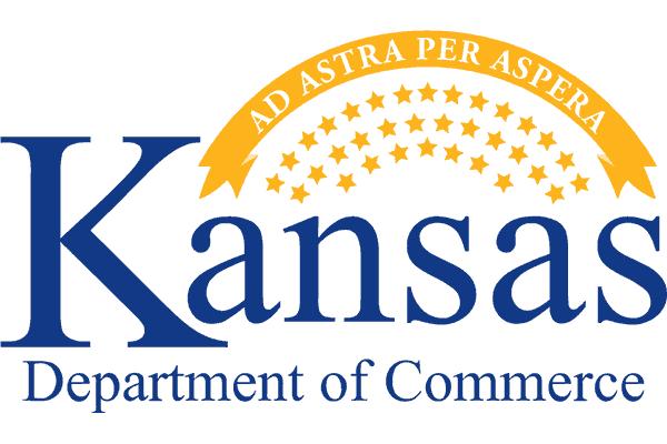 Kansas Department of Commerce Logo Vector PNG