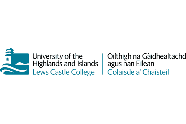 Lews Castle College University of the Highlands and Islands Logo Vector PNG