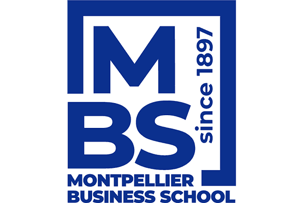 Montpellier Business School Logo Vector PNG