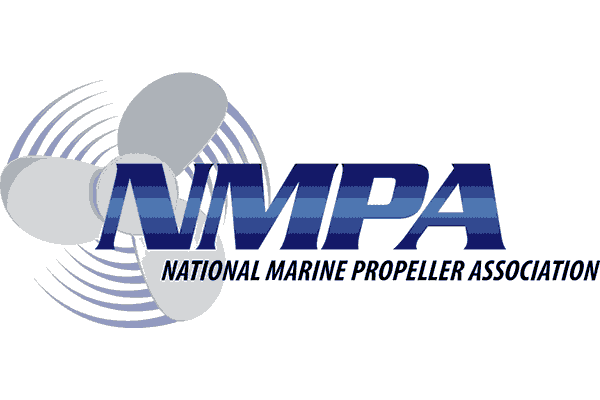 National Marine Propeller Association (NMPA) Logo Vector PNG