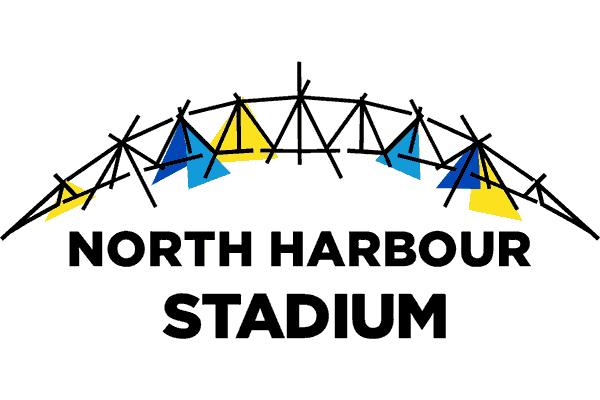 North Harbour Stadium Logo Vector PNG