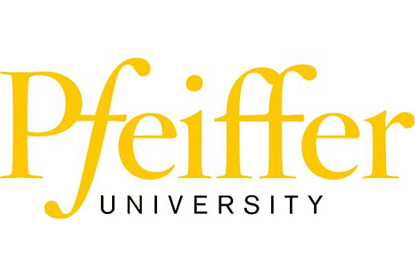 Pfeiffer University Logo Vector PNG