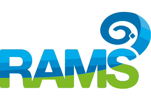 RAMS Financial Group Pty Ltd Logo Vector PNG